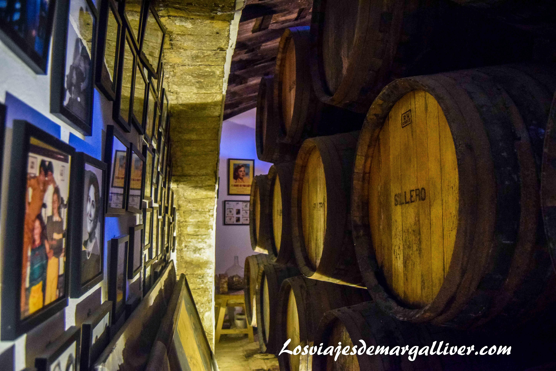 Bodegas El Pino en Montalbán de Córdoba - Los viajes de Margalliver